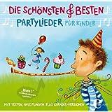 Die Schönsten & Besten Partylieder für Kinder