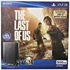 PS3 500GB The Last of Us Bundle