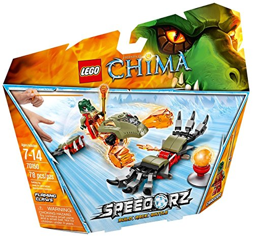 LEGO Chima 70150 Flaming Claws Building Toy - 1