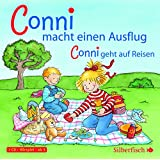 Conni macht einen Ausflug / Conni geht auf Reisen: 1 CD (Meine Freundin Conni - ab3)