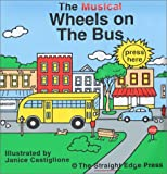 The Musical Wheels on the Bus (Rub a Dub Tub Musical Books)