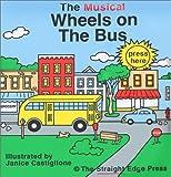 The Musical Wheels on the Bus (Rub a Dub Tub Musical Books)