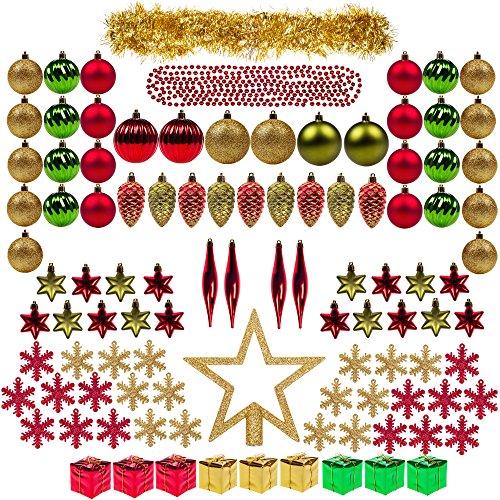 Christmas Ornament Set Champagne Variety 40 Ct : Home decor ideas for the holidays celebtx