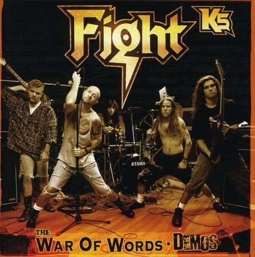 Fight - The War Of Words: Demos - Zortam Music