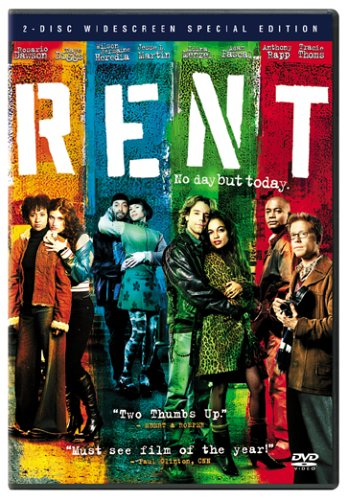 Cover art for  Rent (Widescreen Two-Disc Special Edition)