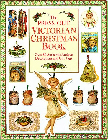 Press-Out Victorian Christmas Book