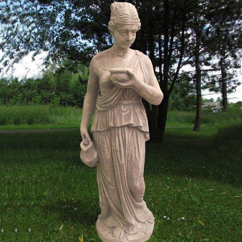 """Statue """"Hebe, Göttin der Jugend"""", klein günstig kaufen"""