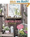 Garten-Deko fürs ganze Jahr: DIY-Proj...