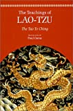 The Teachings of Lao-Tzu: The Tao-Te Ching (0312261098) by Lao Tzu