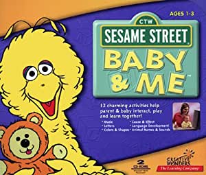 Sesame Street: Baby and Me
