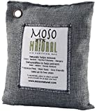 Moso Natural Air Purifying Bag 500g Charcoal Color
