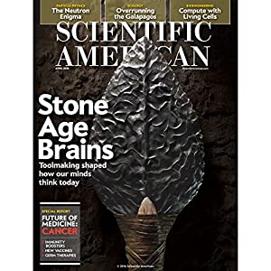 Scientific American, April 2016 Periodical