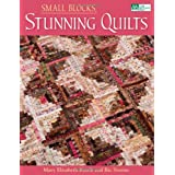 Small Blocks, Stunning Quiltspar Biz Storms