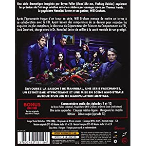 Hannibal - Saison 1 [Blu-ray]