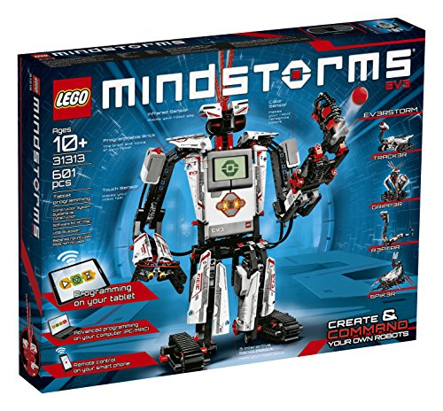 LEGO Mindstorms EV3 31313 (Lego Robotics Nxt compare prices)