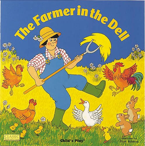 The Farmer in the Dell (Classic Books With Holes) (Classics Literature compare prices)