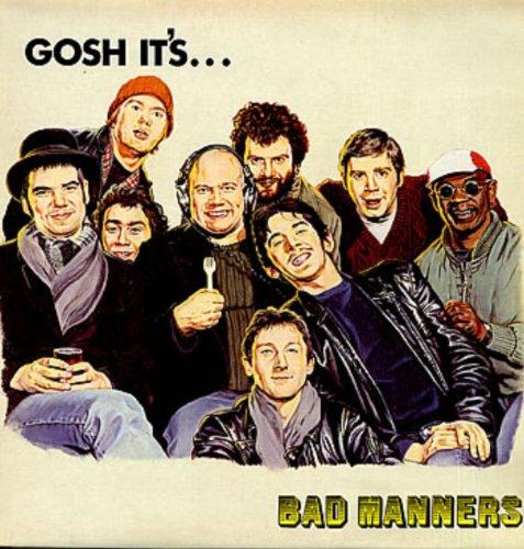 Bad Manners - Gosh! It