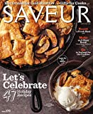 : Saveur (1-year automatic renewal)