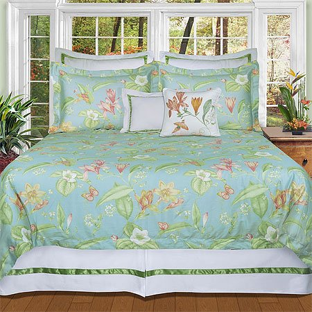 Hamilton 4pc Comforter Set, Full