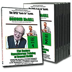 Ormond Mcgill 21st Century Hypnotherapy Training 5 DVD Special Package