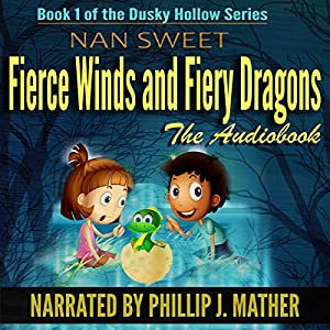 Fierce Winds & Fiery Dragons Audiobook
