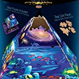 MasterPieces Worlds of Wonder 3D Pyramid Puzzle 365 Pieces