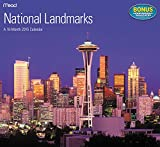 National Landmarks Wall Calendar (2015)