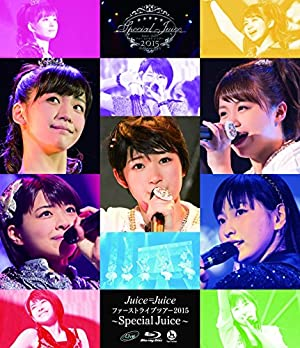 Juice=Juice ファーストライブツアー2015~Special Juice~ [Blu-ray]