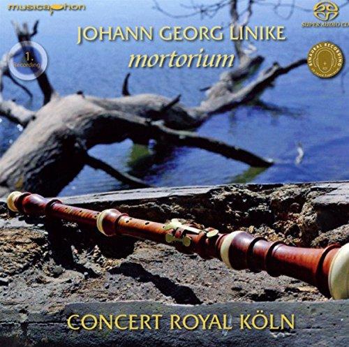 SACD : LINIKE / CONCERT ROYAL KOLN - Mortorium