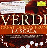 Verdi: Great Operas From La Scala