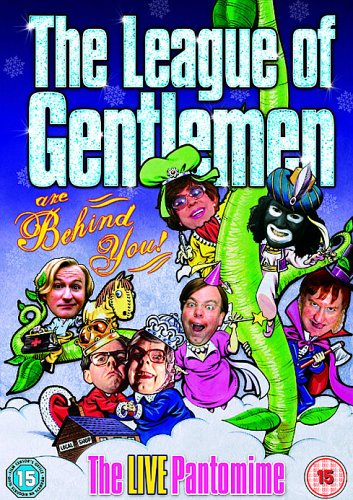 The League of Gentlemen Panto [DVD]