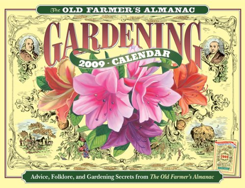 EAN 9781571984562 The Old Farmers Almanac Gardening Calendar