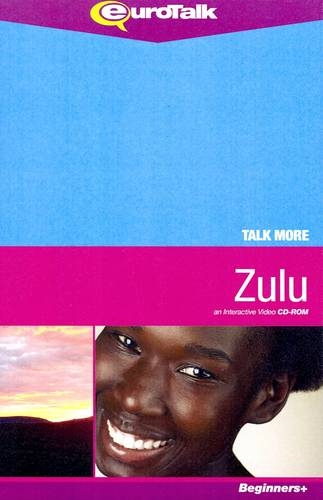 Talk More - Zulu: An Interactive Video CD-ROM (English and Zulu Edition)