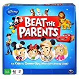 Disney Beat The Parents Board Game - Who Knows Disney Best? by Spin Master Games [Toy]
