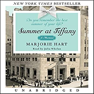 Summer at Tiffany Audiobook