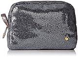 Stephanie Johnson Sunset Greta Cosmetic Bag, Gunmetal, Medium