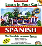 img - for Spanish Complete: The Complete Language Course : 3 Level Set (Learn in Your Car) (Spanish Edition) book / textbook / text book