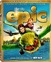 Epic (Blu-ray 3D Combo Pack)