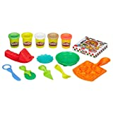 Play-Doh Kitchen Creations Pizza Party (Color: Multicolor, Tamaño: Not applicable)