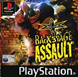 Cheapest WCW Backstage Assault on Playstation
