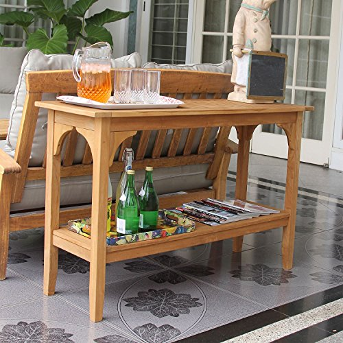 Teak Console Table (Patio Console Table compare prices)