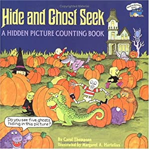 Hide and Ghost Seek