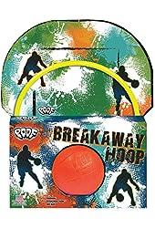 POOF Over The Door Breakaway Basketball Hoop