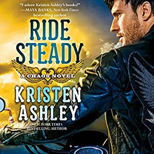 Ride Steady Audiobook
