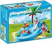 Comprar Playmobil - Piscina para niños con bebé (6673)