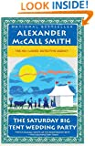 The Saturday Big Tent Wedding Party: A No. 1 Ladies' Detective Agency Novel (12)