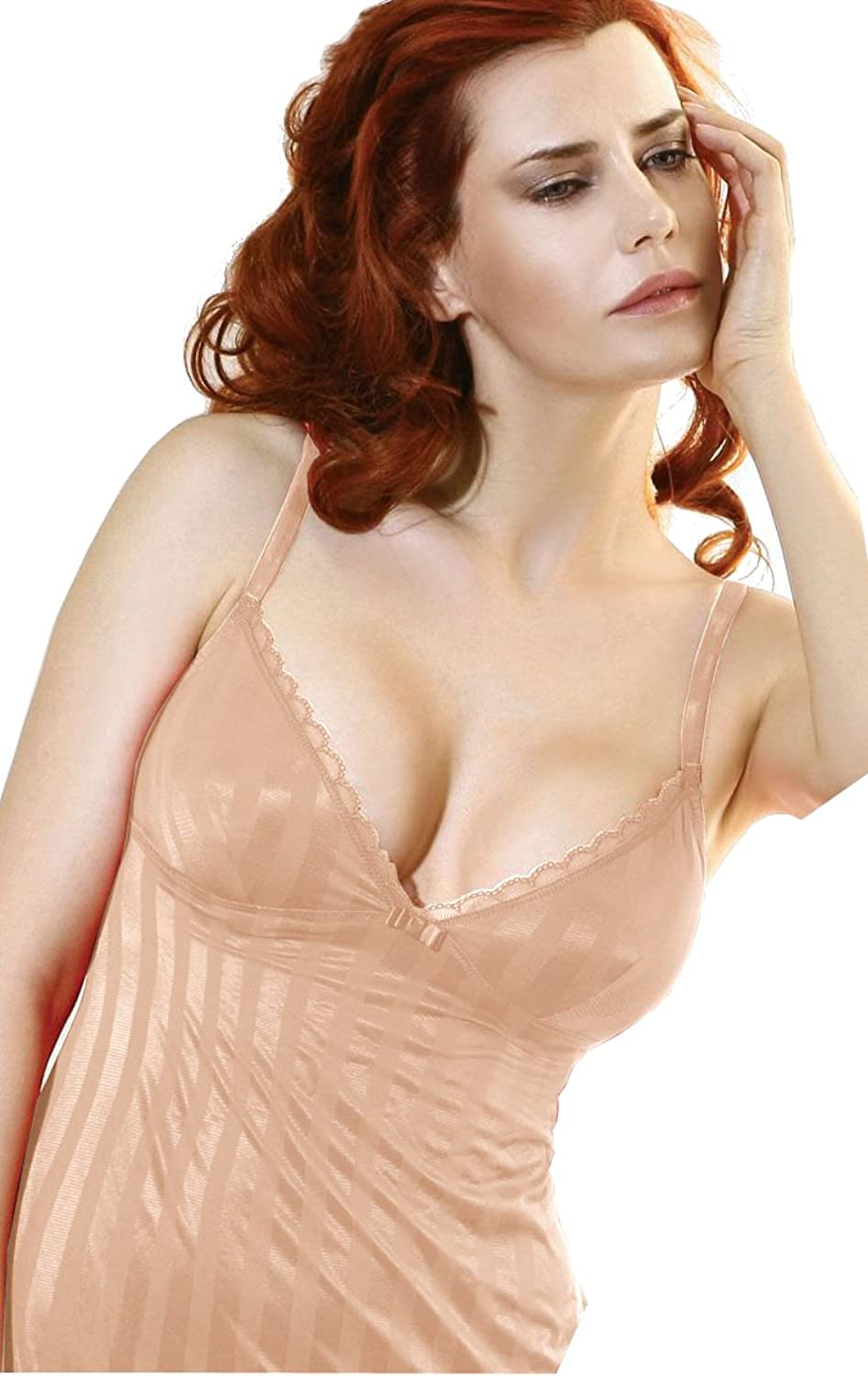 Jolidon Negligee, Baby Doll, Nachthemd Linie Color Cocktailsoft Cup L1632