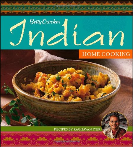 Betty Crocker Indian Home Cooking (Betty Crocker Books) by Betty Crocker