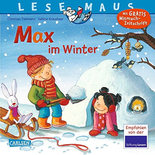 lesemaus-band-63-max-im-winter