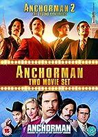 Anchorman 1-2 Box Set [DVD]